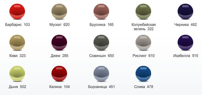 цвета автомобилей ваз на примере фотографий машин окончания